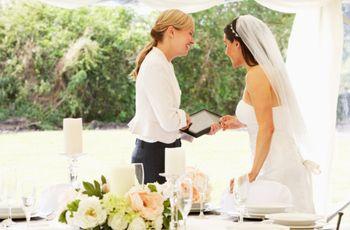 ¿Hay que incluir a los proveedores en la comida del matrimonio?