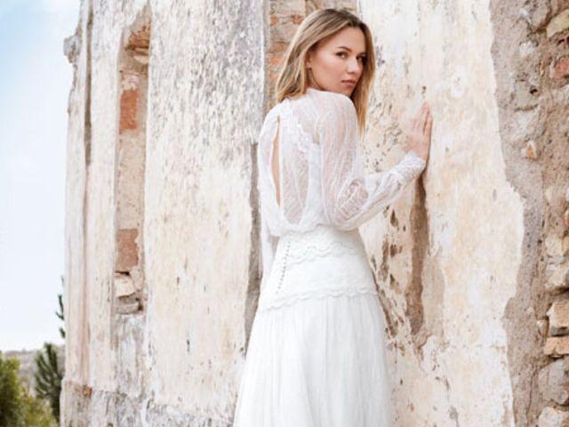 Vestidos de Novia de Raimon Bundó 2019 que encantan con sus detalles