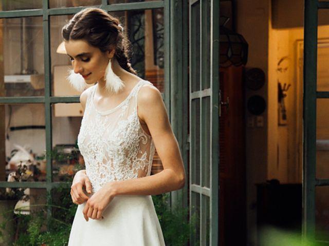 Vestidos de novia Santo Encanto 2019: diseño chileno de alto impacto