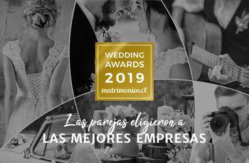 Ya están los ganadores de los Wedding Awards 2019 de Matrimonios.cl ¡Conózcanlos!