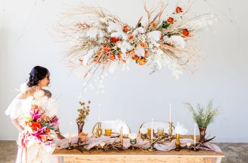 WeddingWire & Matrimonios.cl y el Pantone Color Institute presentan los colores que inspirarán las bodas del 2019