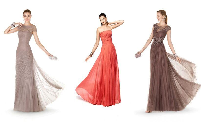 93094c749 En la colección pronovias 2015 no podía faltar una colección orientada a  los vestidos de fiesta más glamorosos y actuales  toda una inspiración para  estar ...