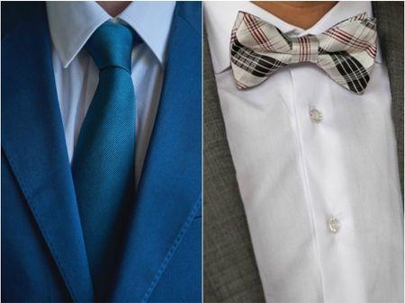 Consejos para usar corbata o humita para el novio
