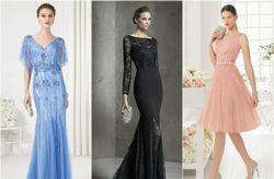 5 vestidos para la hermana de la novia