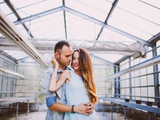 Pedro y Nerea: una romántica sesión pre-matrimonio por los rincones de la ciudad