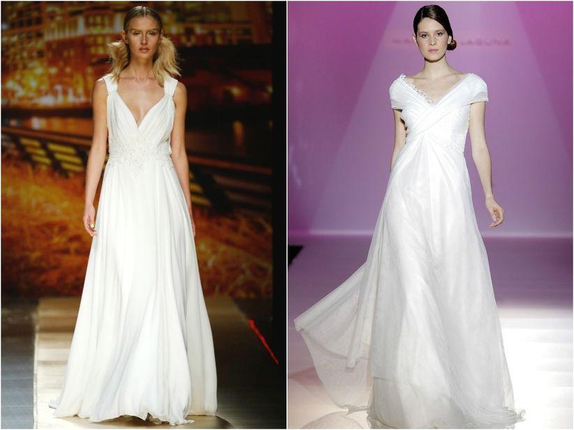 10 vestidos ideales para parecer más delgada