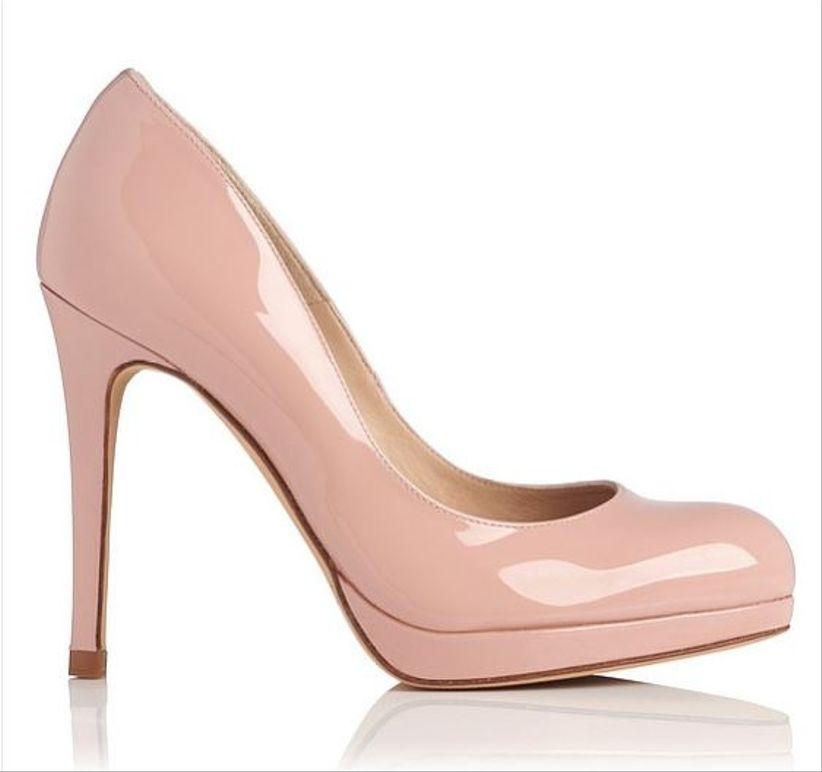 propuestas de zapatos para las damas de honor
