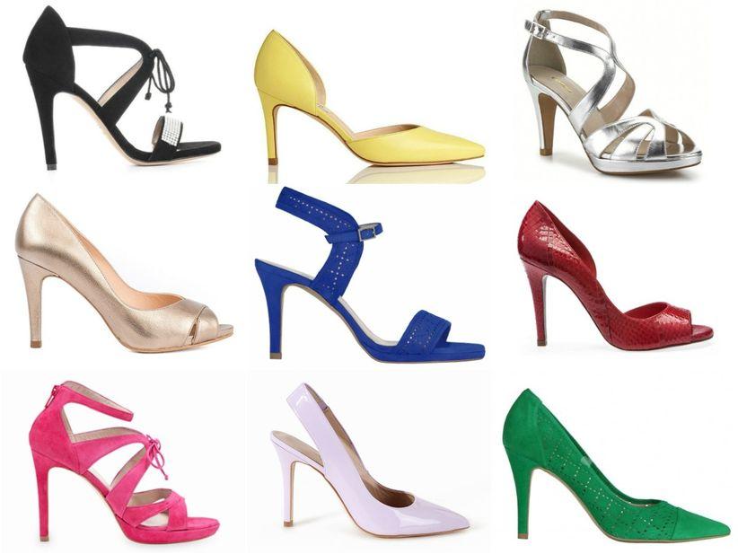 Propuestas de zapatos para las damas de honor 9c207bac9a91