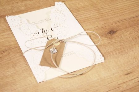 Papelería nupcial DIY: ¡Crea tus propios partes de matrimonio!