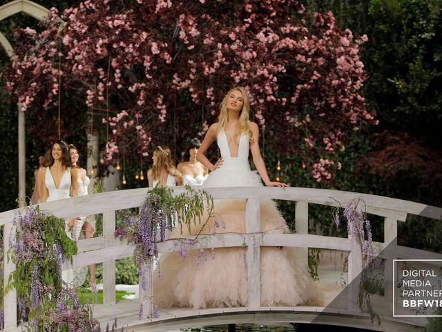 Vestidos de novia Atelier Pronovias 2019 en la Barcelona Bridal Fashion Week
