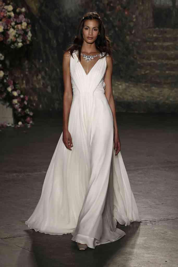 precios grandiosos ventas al por mayor liberar información sobre Vestidos de novia New York Bridal Week 2016