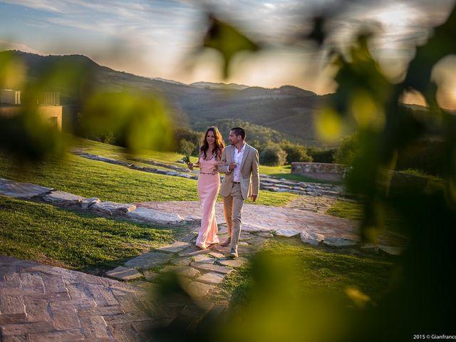 Danielle y Brent: un matrimonio íntimo y soñado hecho realidad
