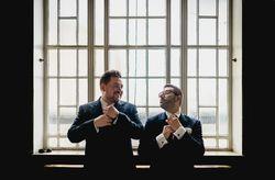 Thaddeus y Giuseppe: Una historia de amor en el Támesis