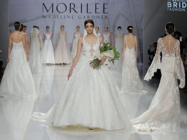 Vestidos de novia Mori Lee 2018: romance neoyorkino