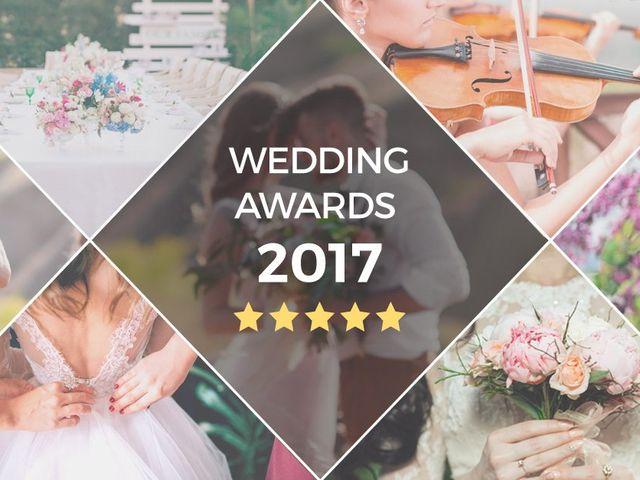 Matrimonios.cl otorga los Wedding Awards 2017: ¡descubre los galardonados!