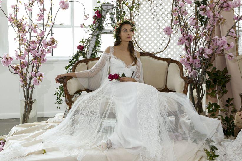 fad546f303 9 tendencias en vestidos de novia 2018 que arrasan