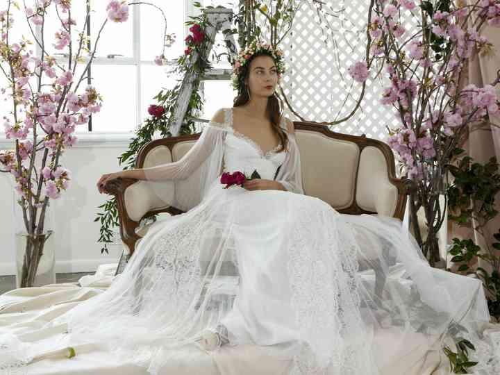 9 Tendencias En Vestidos De Novia 2018 Que Arrasan