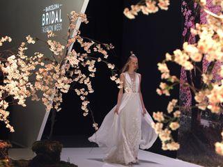 Barcelona Bridal Fashion Week: vestidos de novia 2018 y más