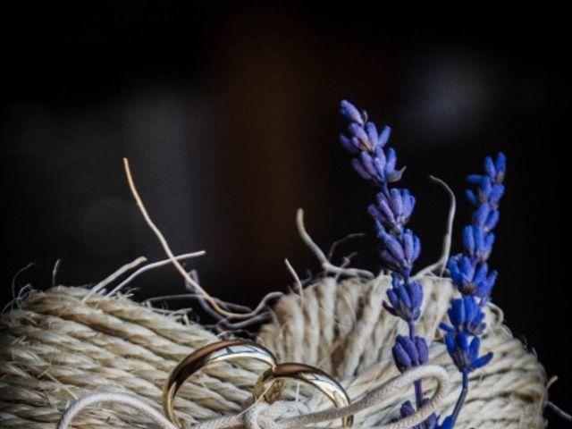 DIY: Porta argollas para un matrimonio rústico