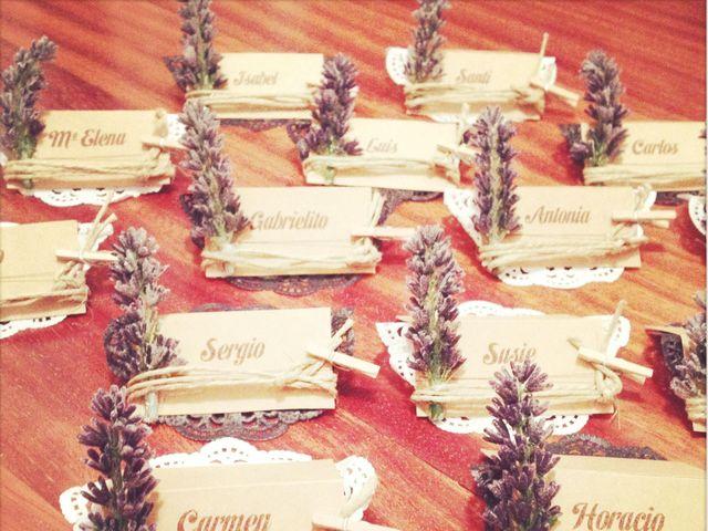 DIY: Marca puestos de invitados para tu matrimonio campestre