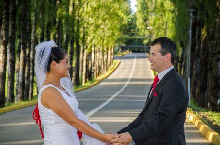 Marcelo y Paulina, dos vidas unidas por el amor