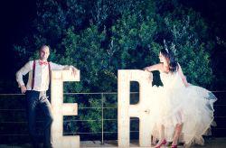 Esther y Ramón: un matrimonio totalmente handmade