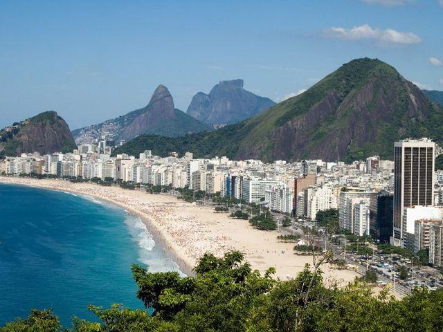Vivan una luna de miel a todo ritmo en Brasil