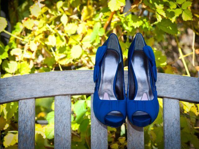 Escoge el azul para tu matrimonio