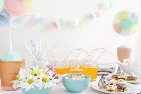 5 ideas para celebrar un baby shower