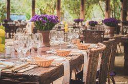 ¿Cóctel, comida o bufet? ¿Qué comeremos en nuestro matrimonio?