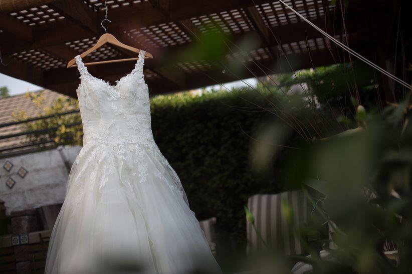 Telas de vestidos de novia precios
