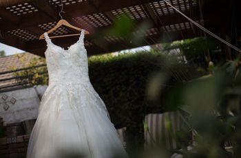 Guía: tipos de telas de los vestidos de novia