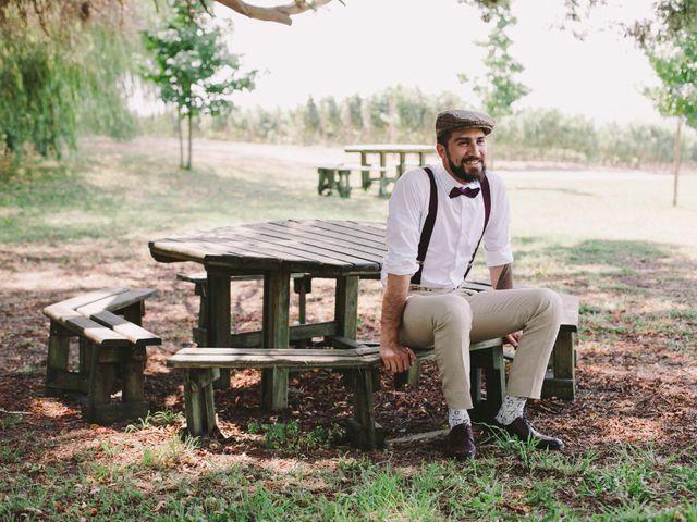 El traje del novio en el matrimonio civil