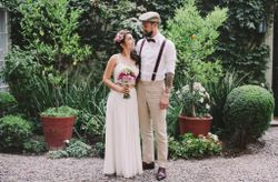 Ir a buscar el vestido de novia y el traje del novio: todo lo que deben considerar