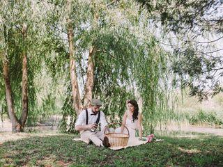 Decoración de matrimonio campestre: 4 ideas llenas de encanto