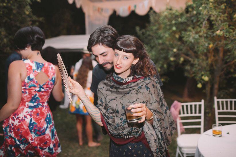 Tapados para vestidos de fiesta en santiago