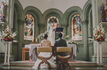 Charlas de la Iglesia para matrimonios