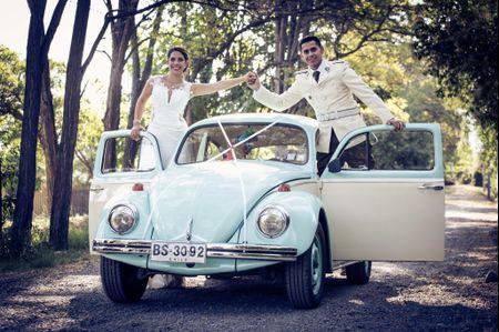 ¿Auto moderno o auto clásico para mi matrimonio?
