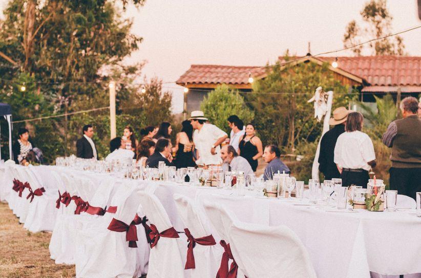 Matrimonio Romano Tipos : Tipos de mesa para tu matrimonio