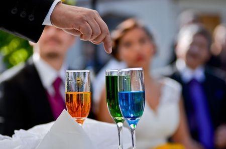 Ceremonias de matrimonio simbólicas
