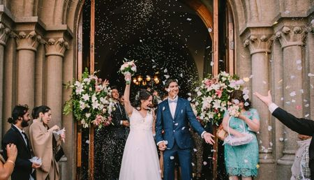 8 tips útiles para escoger la iglesia de su matrimonio
