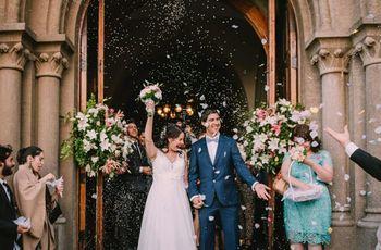 8 tips útiles para escoger la iglesia para tu matrimonio