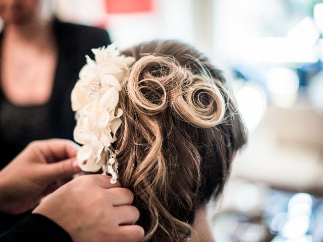 6 tips básicos para las pruebas del peinado de novia