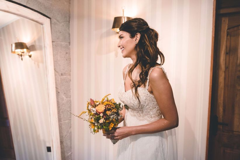 12 supersticiones sobre el look de la novia