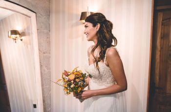 12 supersticiones sobre el look de la novia