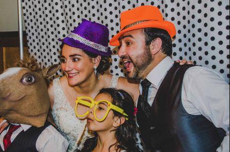 ¡Incluye una cabina fotográfica o photobooth en tu matrimonio!