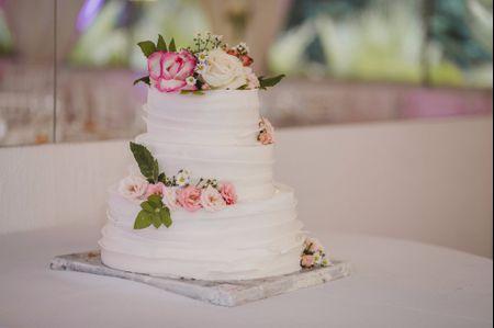 Conozcan todas las tendencias en tortas de novios 2018