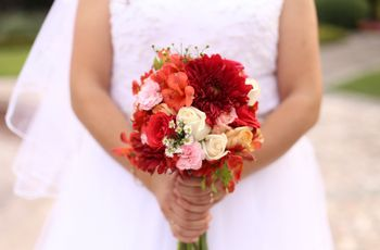 7 útiles consejos para elegir tu ramo de novia