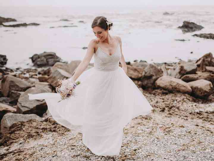 """6 señales que dan la seguridad que """"ese"""" es tu vestido de novia"""