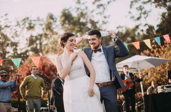 7 coreografías para hacer el día del matrimonio